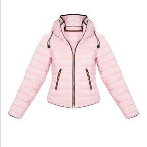 Pretty Little Thing Pink Mara Jacket
